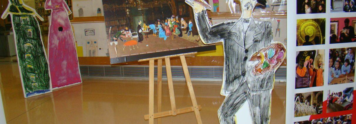 Activitat amb nens - Dibuixa'm - Guia Reus
