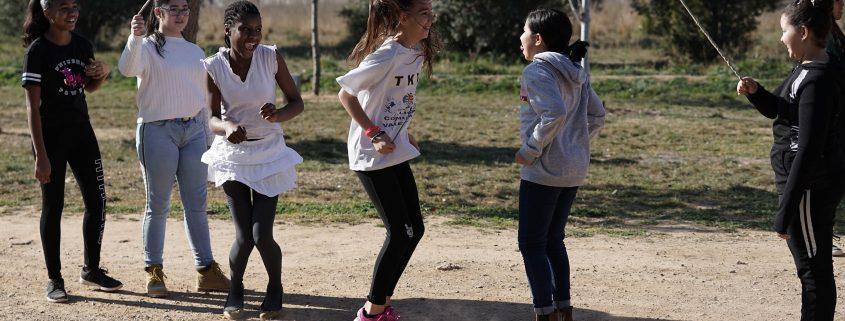 Activitat escola - Boca de la Mina - reus