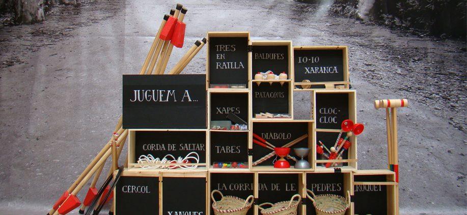 Activitat escoles - Jocs tradicionals - Boca de la Mina - Reus