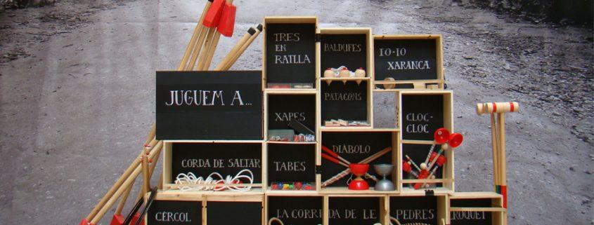 Activitats amb nens - jocs tradicionals - Reus