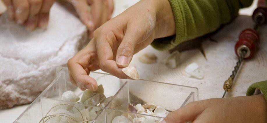 Activitats amb nens - Prehistoria Museu arqueologic - Tarragona