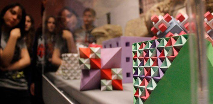 Visita escolar - Experiències Matemàtiques - Tarragona