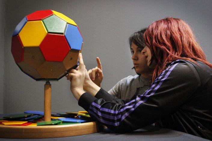 Activitats amb nens - Experiències Matemàtiques - Tarragona