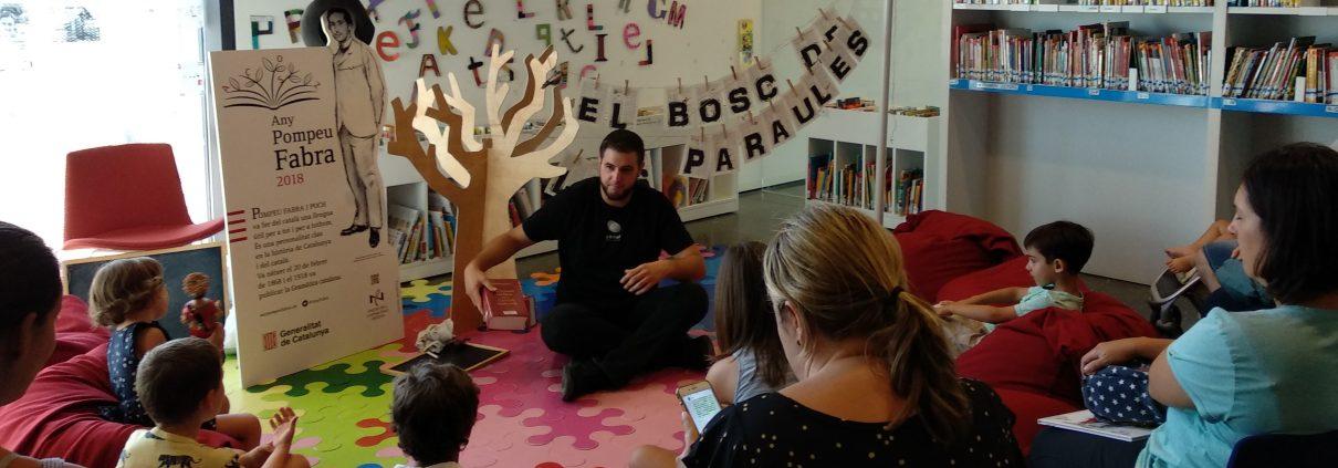 Activitat familiar - Pompeu Fabra - Reus