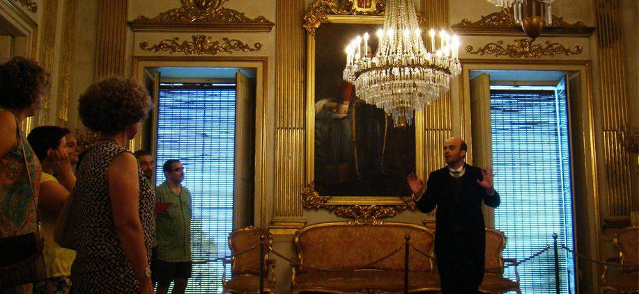 Visita teatralitzada - casa canals - Tarragona