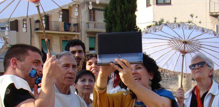 Visita teatralitzada - Romans - Tarragona