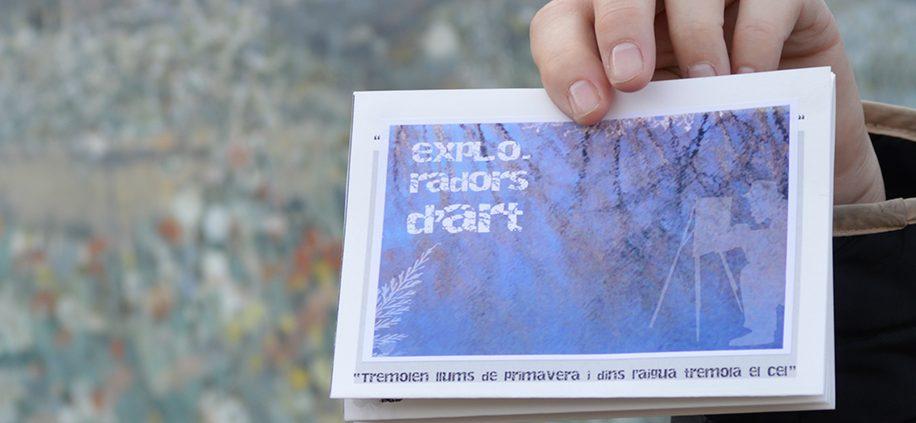 exploradors art aleixar