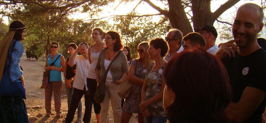 visita siurana - vins del priorat - codol
