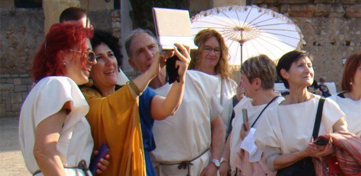 Visita escoles - Romans - Tarragona