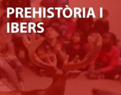 ACTIVITATS PREHISTORIA I IBERS ESCOLES - CÒDOL