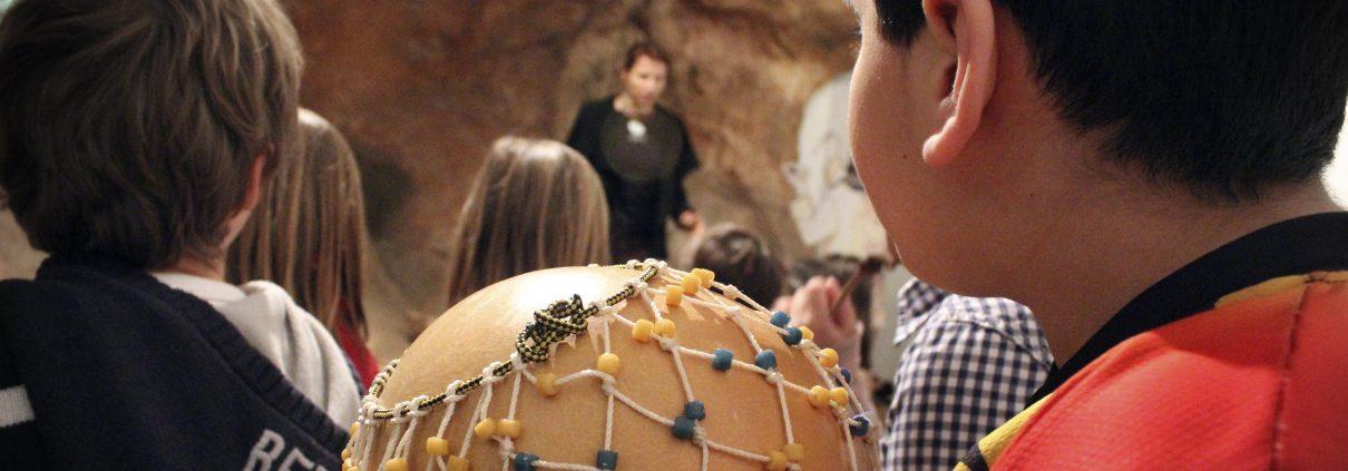 activitats amb nens prehistòria
