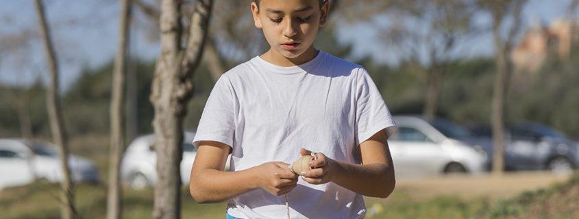 Activitat jocs tradicionals - Boca de la Mina - reus