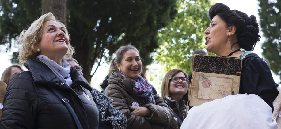visita teatralitzada Institut Pere Mata Reus